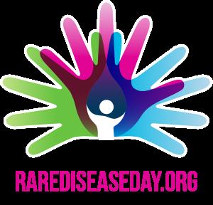 Logo de la journée des maladies rares