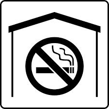 Image ne pas fumer dans la maison