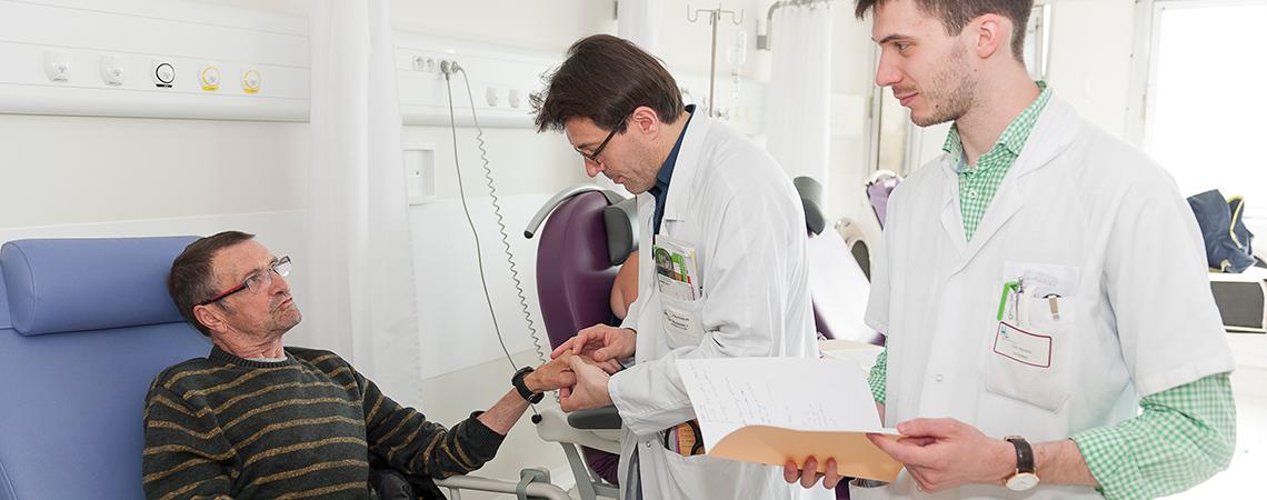 Plateau ambulatoire de neurologie, rhumatologie et douleur.