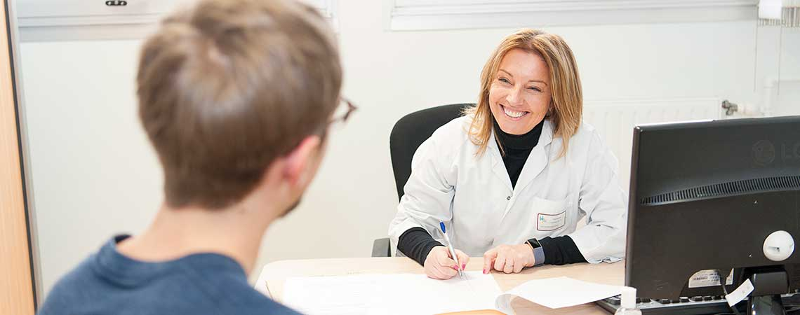 Consultation d'épilepsie du Dr Nathalie Chastan