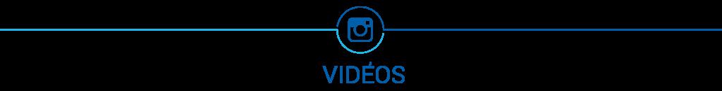 Bandeau de séparation vidéos