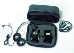 Amplificateur de conversation pour malentendant