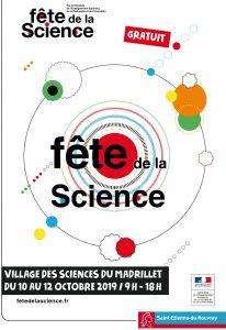 Programme de la Fête de la science octobre 2019
