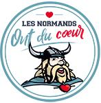 Logo Les Normands ont du coeur