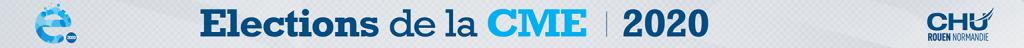 Bandeau éléctions de la CME 2020