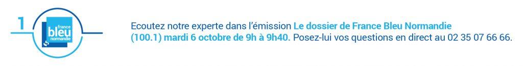 Posez vos questions sur l'allaitement en direct de France Bleu Normandie le mardi 6 octobre