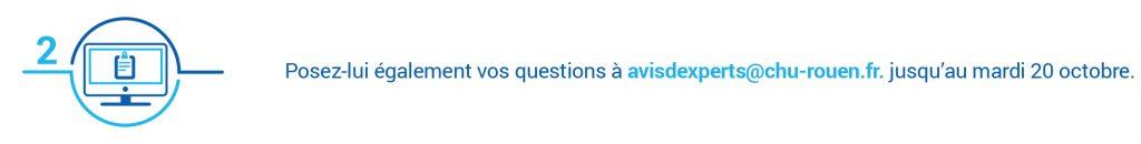 Envoyez vos questions sur l'allaitement à avisdexperts@chu-rouen.fr