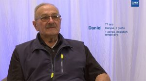 Témoignage de patients greffés rénaux : Daniel M.