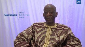 Témoignage de patients greffés rénaux : Gaoussou