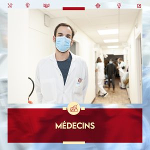 VaccinArena : recrutement de médecins